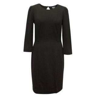 DKNY BLACK shift dress