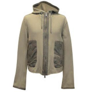 Dolce & Gabbana Taupe distressed jacket