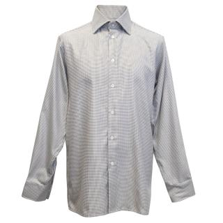 Richard James Houndstooth Shirt