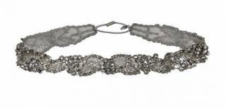 Jenny Packham Acacia headband silver