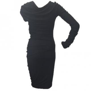 Alexander Wang One-Sleeved Dress Size Medium