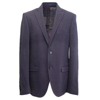Etro Men's Blue Blazer