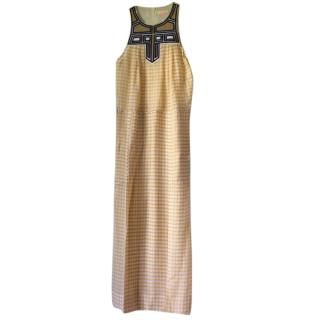 Sass and Bide Grecian maxi dress