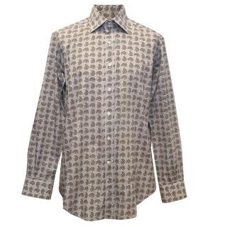Etro Men's grey shirt