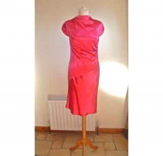 Boss Silk Dress