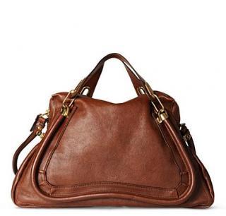 5b107013a2 Chloe Paraty Large Bag - Nutmeg Colour