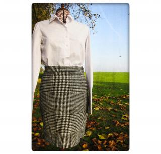 Vivienne Westwood Winter Wool Skirt