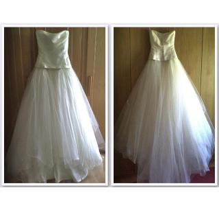Le chapeau Wedding dress NEW