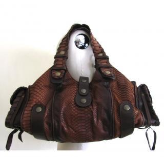 Chloe Python handbag