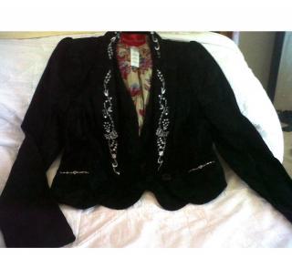 Christian Lacroix military jacket