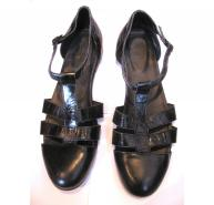 mens Billionaire black shoes