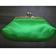 Anya Hindmarch Satin Maud Clutch