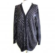 Stella McCartney sequin embellished cardigan