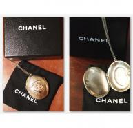 Chanel Locket Necklace