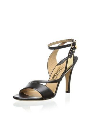 Salvatore Ferragamo Ankle Strap Heels