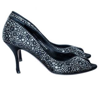 Gina Crystal Shoes