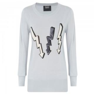 Markus Lupfer Lightning Bolts Sweater