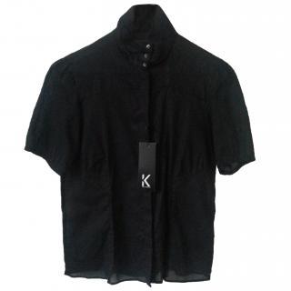 Karl Lagerfeld Blouse in Black