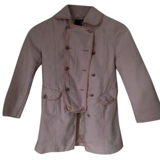 BURBERRY Girl's Coat