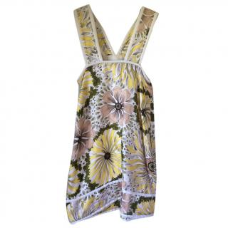 Loewe silk floral summer dress