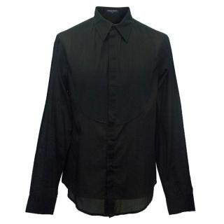 Rajesh Pratap Singh Men's Black Shirt