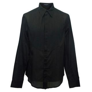 Rajesh Pratap Singh Men's Black Shirt