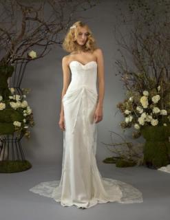 Elizabeth Fillmore Emanuelle wedding dress