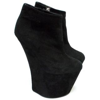 Giuseppe Zanotti women's platform booties