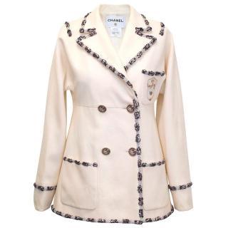 Chanel embellished jacket