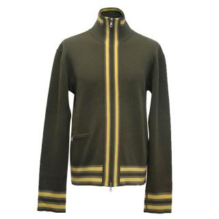 Marc Jacobs Zip-Up Jumper