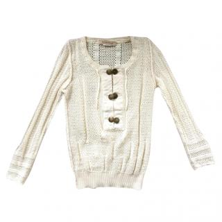 See by Chloe cotton jumper