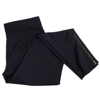 Stella McCartney Navy Trousers
