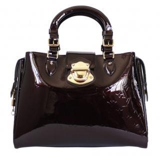 Louis Vuitton Melrose Av Amarante Bag
