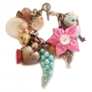 Rare Mawi Charm Bracelet