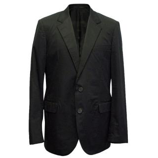Lanvin Men's Black Blazer