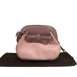 Kate Spade Bow Evening Bag - Pink