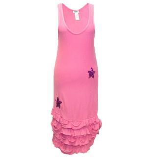 Sonia by Sonia Rykiel pink dress