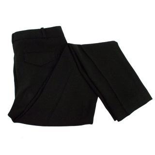 Joseph black women's trousers