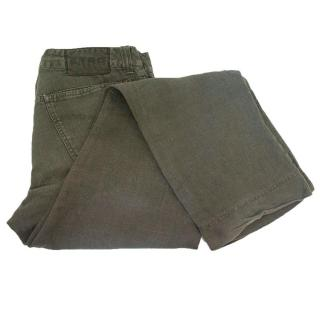 Etro men's grey trousers
