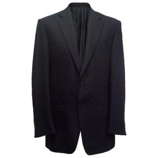 Ermenegildo Zegna men's navy blazer