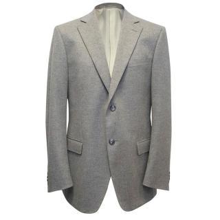 Z Zegna grey blazer