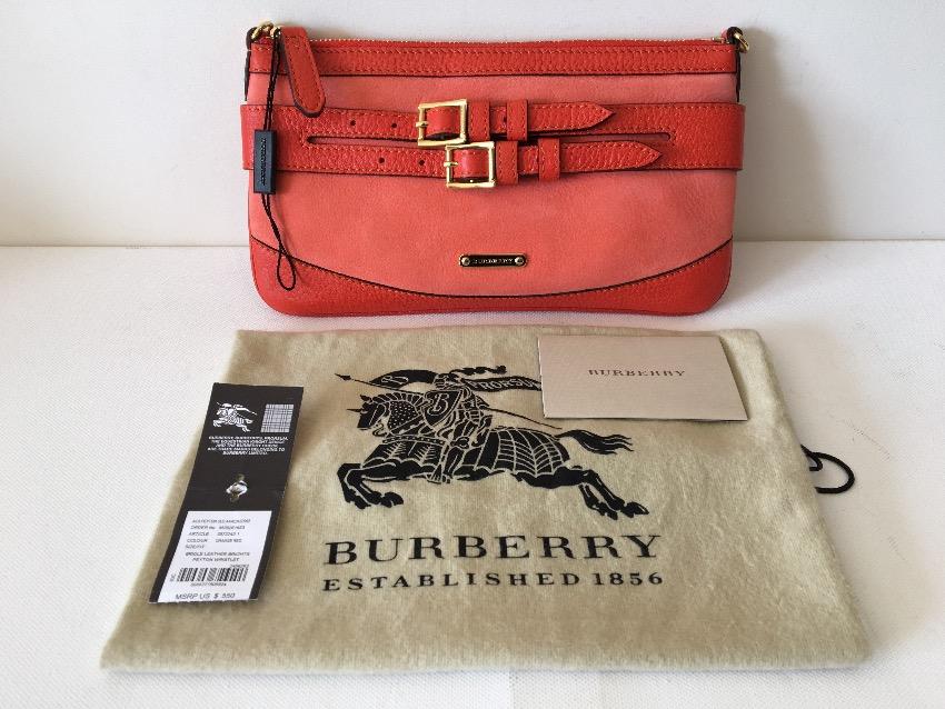 Burberry Bridle Housecheck Brights Peyton Wristlet. 24. 12345678910 1b582ba442a26