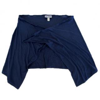 Oceano Gruppo La Perla women's blue pareo skirt