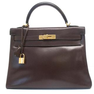 Hermes vintage Kelly bag