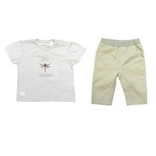 Marie Chantal boy's two-piece 'firefly' set