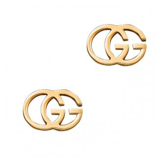 Gucci G 18ct solid gold earrings