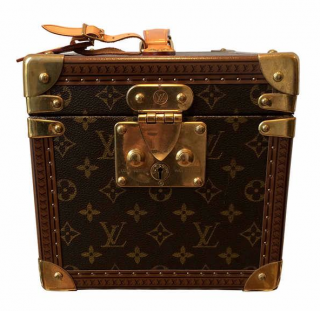Louis Vuitton  Vintage Boite Flacons Beauty Monogram Canvas Case