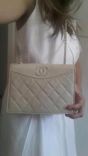 Vintage Chanel Timeless Flap Bag