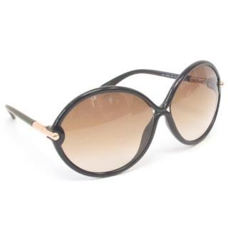 Tom Ford women's rounded sunglasses