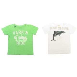 J.Crew kids pair of tees
